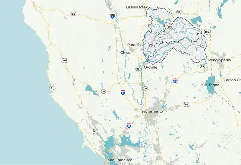 map sample of graphic design