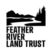 feather river land trust logo