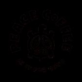 peace coffee logo