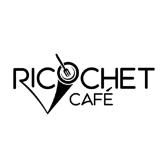 ricochet cafe logo