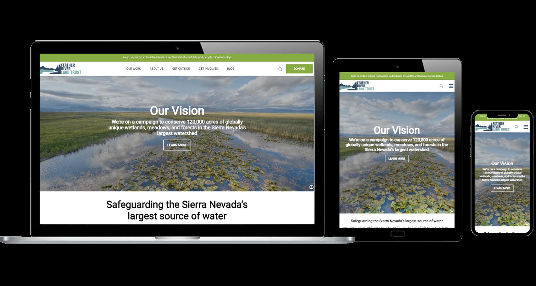 sample responsive web design