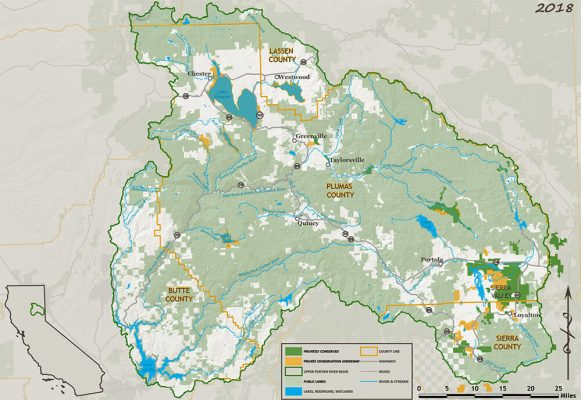 watershed map before a graphic designer cleaned up