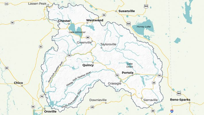 watershed map after a graphic designer cleaned up